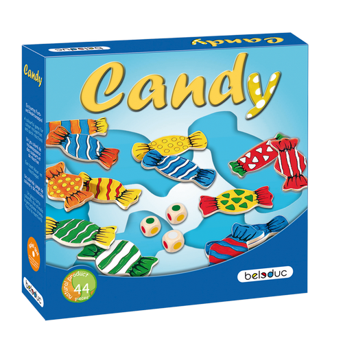 Candy developing game Beleduc